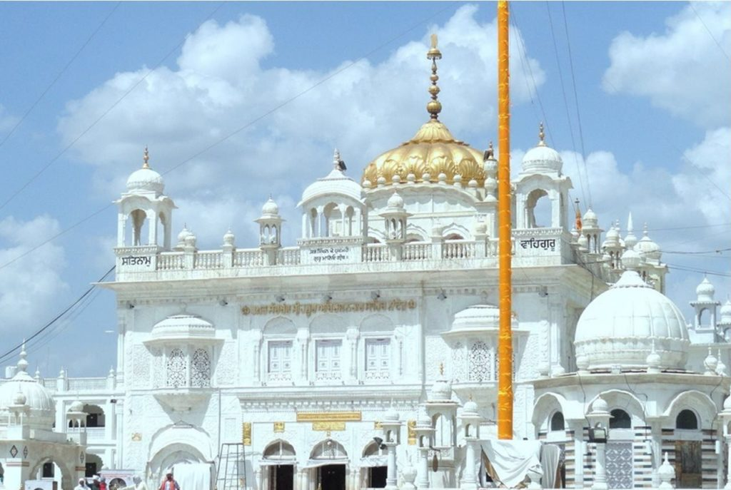 A Brief History Of The Famous Nanded Gurudwara