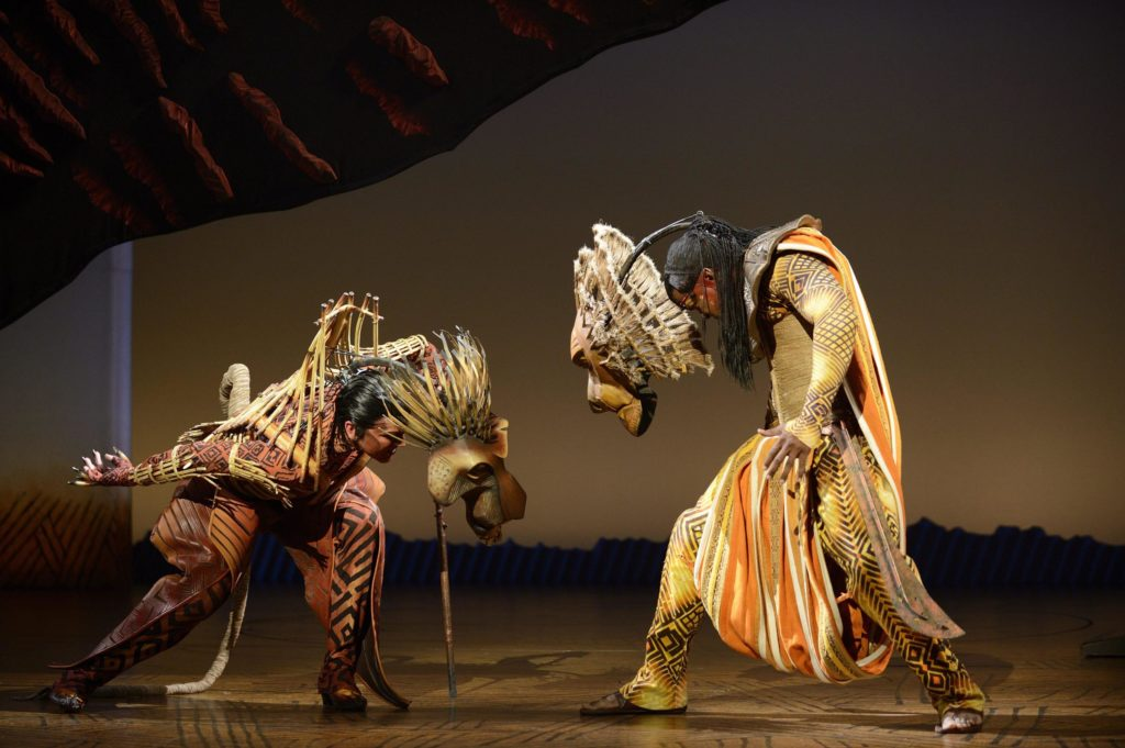 The Lion King Musical Comes To Liverpool