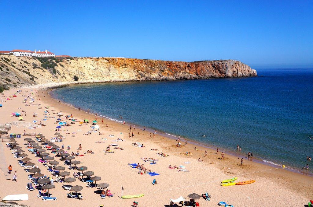 The Magnificent Algarve Beaches