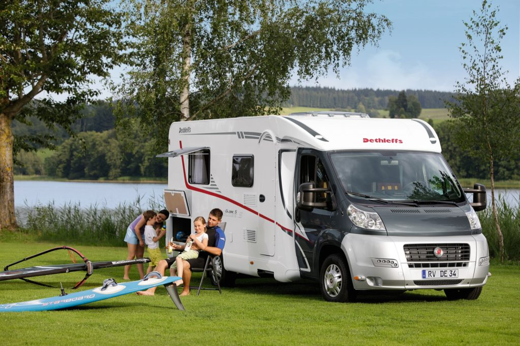 Can I Convince You To Try A Motorhome Holiday?